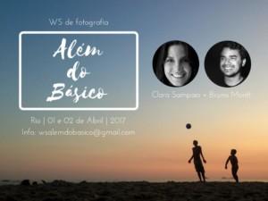 WS Além do Básico | Workshop de fotografia RJ | Curso de Fotografia RJ