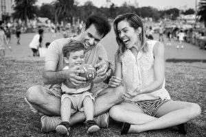 Ensaio Fotográfico no Uruguai | Lidiana, Marcelo e Lipe | Montevidéu